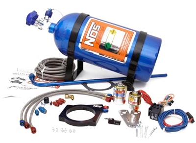 Nitrous Kit and Nitrous Fill Station
